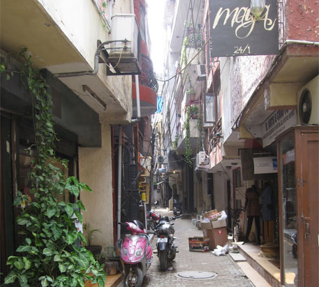 Hauz Khas village restaurants under scanner for spewing untreated sewage