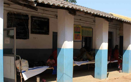 Rural doctors in Maharashtra are working on contract for years together without regularisation or pay raise, and are overburdened due to a constant staff crunch, say striking medicos (Image courtesy aidindia.org)