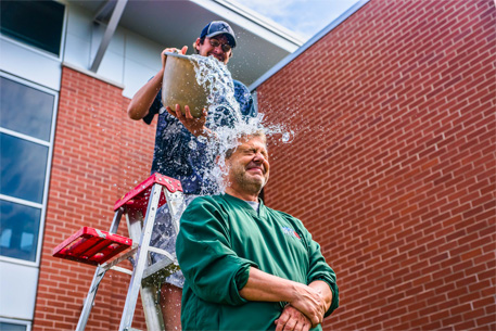 All about ALS, the rare disease behind the ice bucket challenge