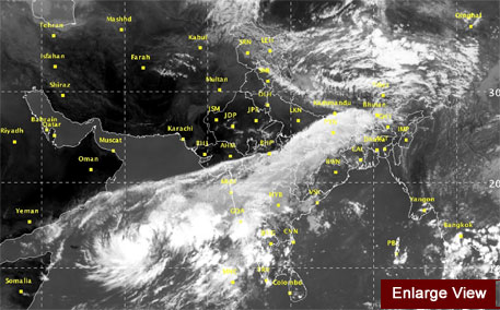 Arabian Sea likely to host Tropical Cyclone Nilofar