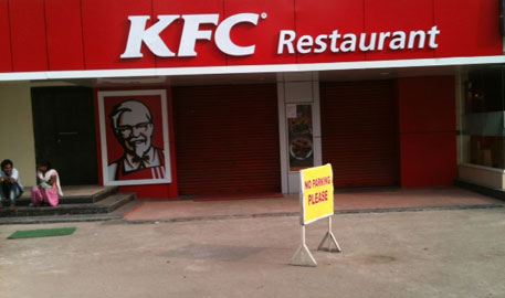 Patna's lone KFC outlet sealed