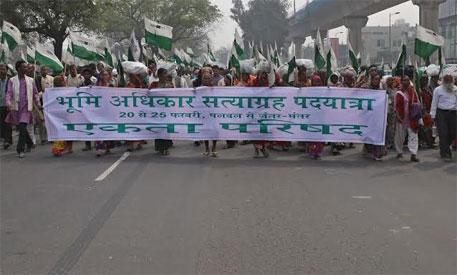 Lok Sabha debates land bill