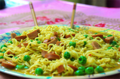 Delhi government bans sale of Maggi in stores
