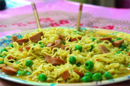 The Delhi government has declared Maggi unsafe for human consumption