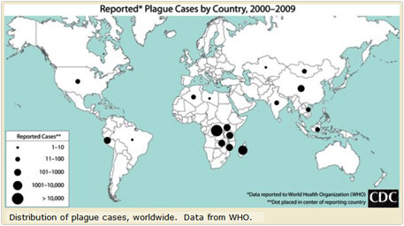 Source: Centers for Disease Control and Prevention and WHO