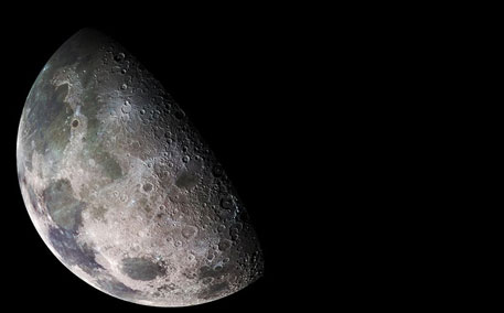 Earth-like object may have collided with us to form the Moon