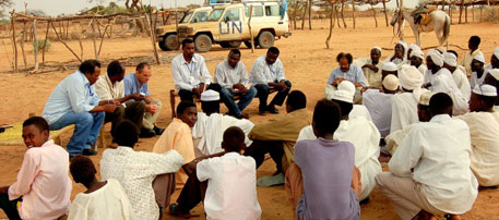 Mediation remains underutilised as a tool in resolving and preventing conflict (Photo: UNEP)