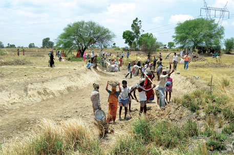 NDA introduces changes in MGNREGA
