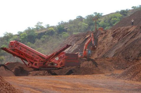 Ministry of mines set to expand iron ore mining