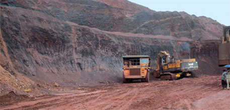 Parliament passes controversial mining bill