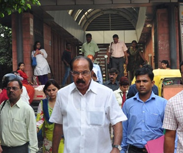Veerappa Moily to 'revisit' report on Western Ghats