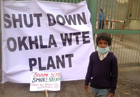 Okhla waste to energy plant put on notice for excess emissions