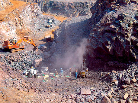 Companies fined heavily for mining over limit in Odisha