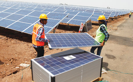 Solar power experts say the duty will benefit only a handful of cell makers. A large part of the domestic industry constituting panel manufacturers will suffer because they mostly use Chinese cells