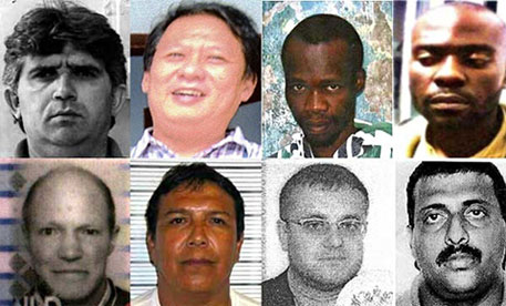 Interpol releases first-ever list of most wanted green criminals