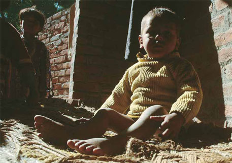 Polio cases rattle WHO