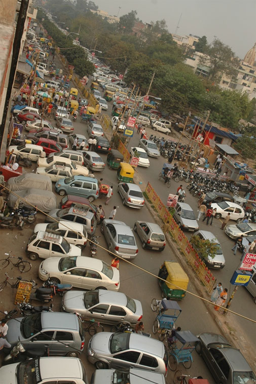 Revision in Delhi's parking rates is a positive step