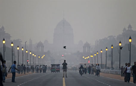 India to finally get a national air quality index