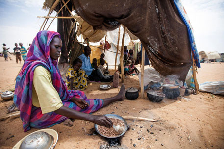 Hunger and poverty trigger most of the conflicts, says FAO official