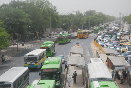 Delhi HC dismisses appeal to scrap BRT