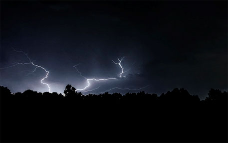 US must brace for more lightning strikes in the future