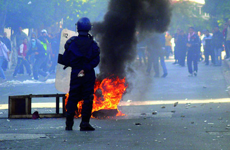 Report on riots and food rights presented in UK House of Commons