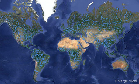 Use these maps to see how dams are destroying rivers across the world