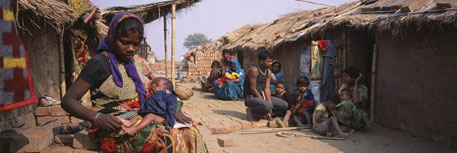 NSSO report shows 44 per cent rural households don't have pucca houses