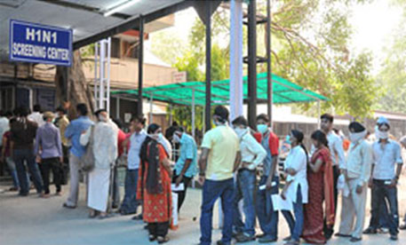 Swine flu: shortage of lab facilities adds to people's woes