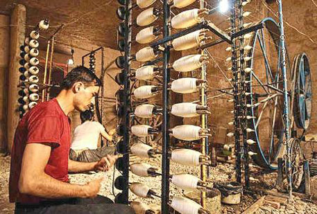 Hike customs duty on raw silk, J&K Governor asks the Centre