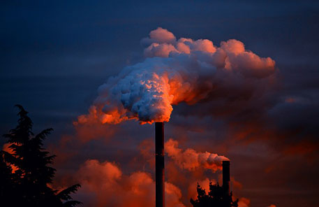 The standard will help cities voluntarily report their emissions and compare it with the emissions from other cities (Photo courtesy Flickr)
