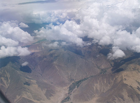 High altitude areas of Tibetan Plateau warming faster than lower regions