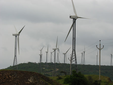 With the right push India and China could capture 34 per cent of the global wind market, the report states
