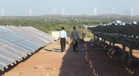 Investments in Indian renewable energy sector declining