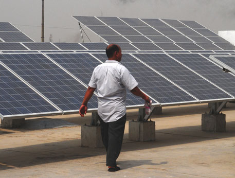 Karnataka receives lowest solar energy tariff bid till date