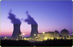 Nuclear power today accounts for just 10.8 per cent of global energy production, down from 17.6 per cent in 1996