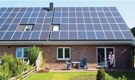 Germany has installed 600 per cent more solar photovoltaic capacity than Spain (33 GW as against 5GW) even though Spain has more solar irradiation  (Photo by Ankur Paliwal)