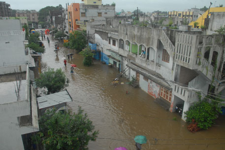 No respite for Odisha and Andhra from extreme rains, floods