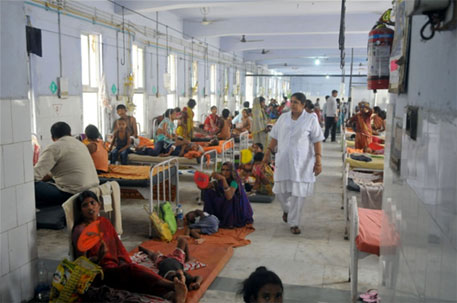 Thirteen women die after undergoing sterilisation at government camp in Chhattisgarh