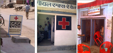 TB patients in India often seek care from informal and private sector providers, and delays in diagnosis are common