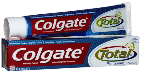 Use of triclosan in popular brand of toothpaste raises concern over USFDA processes
