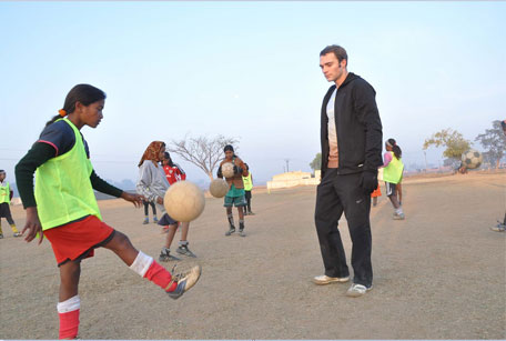 Football empowers tribal girls to escape poverty, exploitation