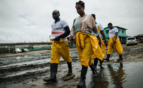 Liberia is now Ebola-free, says UN