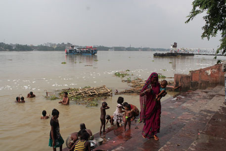 West Bengal discharges over 50% waste water untreated into Ganga