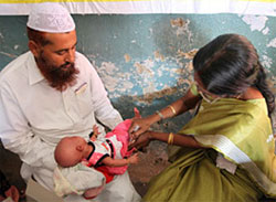 'We aim to provide immunisation to 90 per cent children in India by 2020'