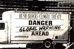 A blockade that failed: Greenp