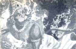Hanuman: man, monkey or langur?