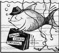 Fish wars of an economic kind