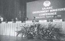 SAARC ratifies committee on environment