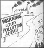 Auditioning pollution